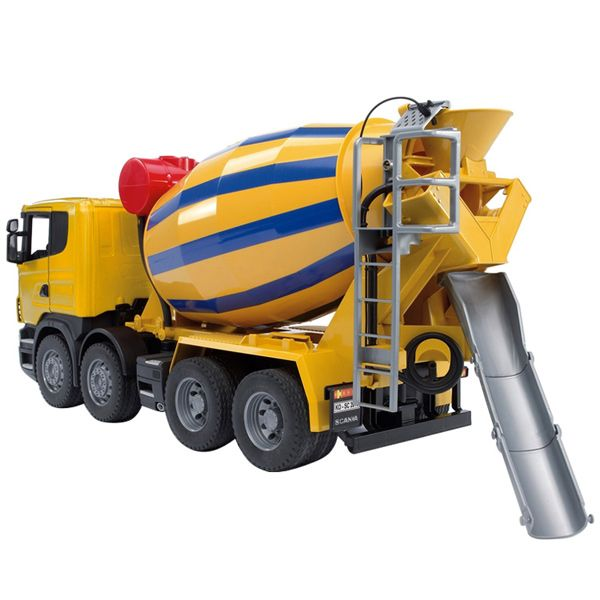 Auto BRUDER Scania R-Series Cement Mixer Truck
