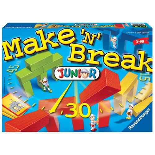 Board game RAVENSBURGER Make 'n Break Junior