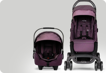 Children's strollers and Baby car seats
