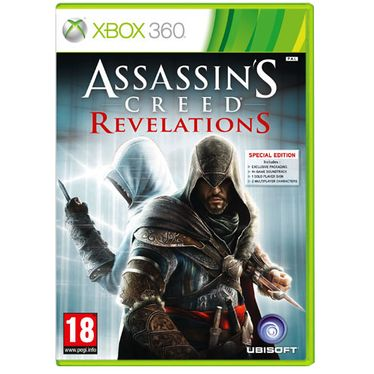 Xbox 360 game  XB360 Assassins Creed Revelations