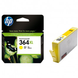 Buy Cartridge HP CB325 No 364XL Yellow CB325EE Elkor