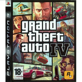 Buy PS3 mäng PS3 GTA 4 Elkor