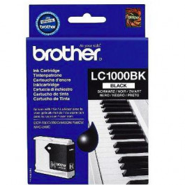 Buy Kassett BROTHER LC1000 Black Elkor