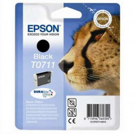 Buy Cartridge EPSON T071140 Black D78/DX4000 Elkor