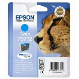 Buy Cartridge EPSON T071240 Cyan D78/DX4000 Elkor