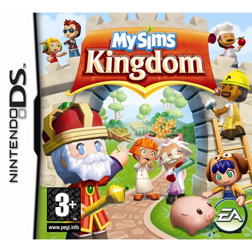 Buy Game for DS DS Mysims Kingdom Elkor