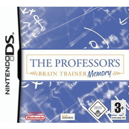 Buy Игра для DS Professor's Brain Trainer Memory Elkor