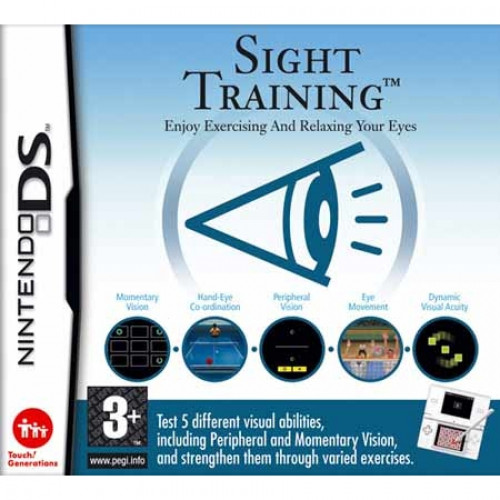 Buy DS mängud DS Sight Training Elkor
