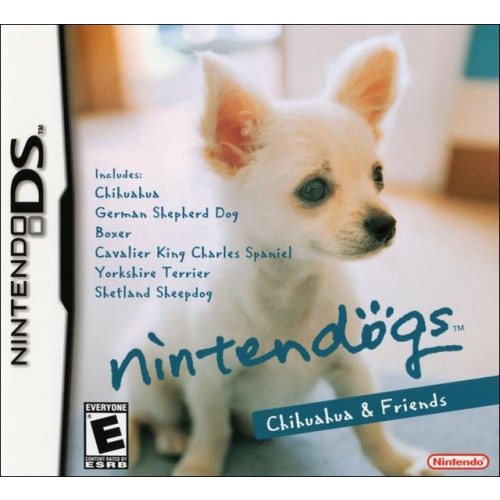 Buy DS mängud DS Nintendogs Chihuahua Elkor