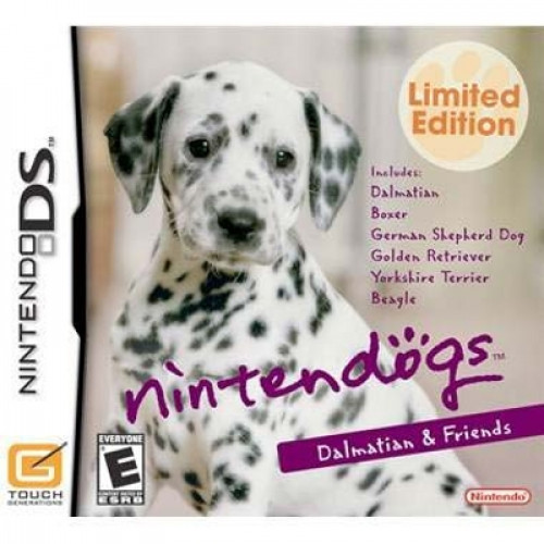 Buy Game for DS DS Nintendogs Dalmatian Elkor