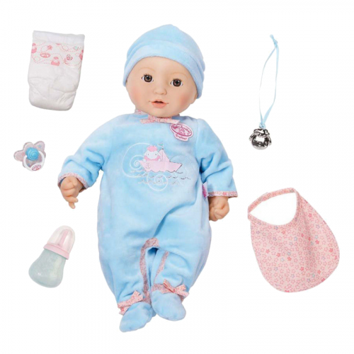 Buy Кукла ZAPF CREATION Baby Annabell Brother 794654 Elkor