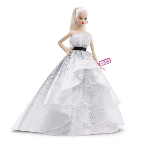 Buy Кукла BARBIE 60Th Anniversary FXD88 Elkor