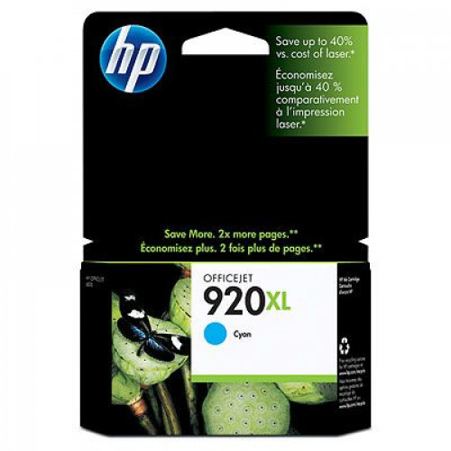 Buy Картридж HP Nr.920XL Cyan CD972AE Elkor