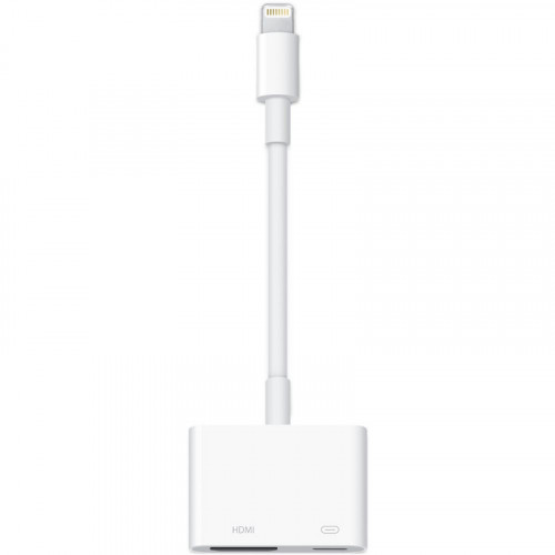 Buy Adapter APPLE Lightning Digital AV Adapter MD826ZM/A Elkor