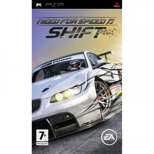 Buy Game for PSP Need For Speed Shift Elkor