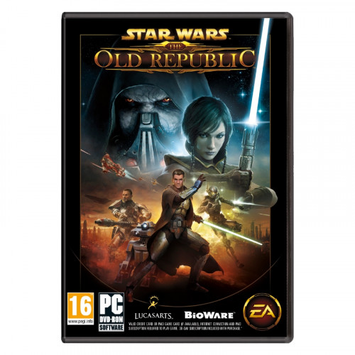 Buy Computer game STAR WARS THE OLD REPUBLIC Elkor