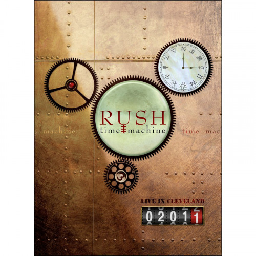 Buy Muusikaplaat RUSH TIME MACHINE 2011 LIVE IN CLEVELAND Elkor
