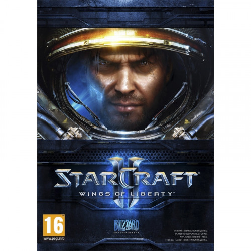 Buy Computer game STARCRAFT 2 WINGS OF LIBERTY DVD Elkor