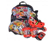 Buy Rulluisud+aksessuaarid TEMPISH Monster Baby Skate 1000000005 Elkor
