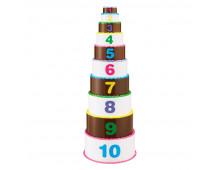 Buy Õppe mänguasi LEARNING RESOURCES Smart Snacks Stack & Count Layer Cake LER7312 Elkor