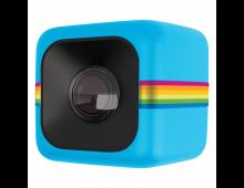 Buy Action camera POLAROID Cube+ Blue 104693 Elkor