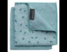 Buy Ткань для очистки BRABANTIA Microfibre Dish Cloths Mint 2pcs 117701 Elkor