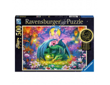 Buy Puzzle RAVENSBURGER Dragon in the Forest 14931 Elkor