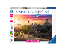 Buy Pusle RAVENSBURGER Hot Air Balloons over Myanmar 15153 Elkor