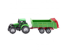 Buy Traktor SIKU with universal manure spreader 1673 Elkor