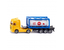 Buy Auto SIKU MB Semi Trailer with Container 1795 Elkor