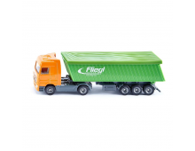 Buy Auto SIKU Truck with Trailer 1796 Elkor