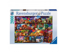 Buy Pusle RAVENSBURGER 2000 World of Books R16685 Elkor
