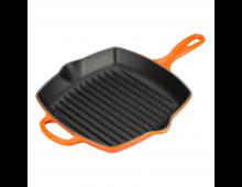 Buy Grill pan LE CREUSET Vulcanic 20183260900422 Elkor