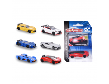 Buy Auto MAJORETTE Vision Gran Turismo Assortment 6-sort. Elkor