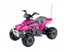 Buy Elektriauto PEG-PEREGO Corral Bearcat Pink V6 IGED1166 Elkor