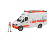 Buy Auto BRUDER MB Sprinter Elkor