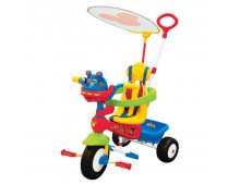 Buy Jalgratas kolme rattaga KIDDIELAND Mickey Mouse Push n'Ride Trike 043646 Elkor