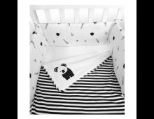 Buy Voodipesu komplekt TOTS Koala Bamboo Crib Set 360120 Elkor