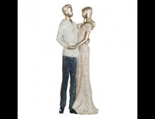 Buy Декоративная фигурка GILDE Couple 36149 Elkor
