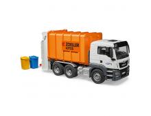 Buy Auto BRUDER Man TGS Rear Loading Garbage Truck 3762 Elkor