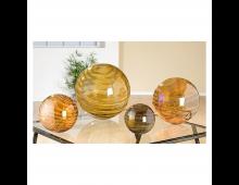 Buy Декоративная фигурка GILDE Glass Ball d25 39272 Elkor