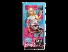 Buy Doll BARBIE Move Fashion FTG80 Elkor