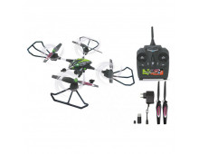 Buy Radio controlled helicopter JAMARA Oberon AHP HD Camera Black/Orange 422007 Elkor