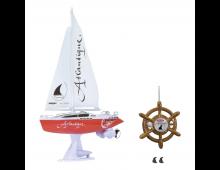 Buy Boat JAMARA Atlantique 27Mhz 2CH RTR 40250 Elkor