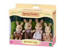 Buy Action mängukujude komplekt SYLVANIAN FAMILIES Milk Rabbit Family 4108 Elkor