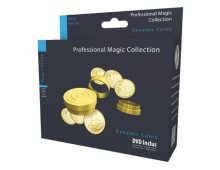 Buy Mustkunstniku komplekt OID MAGIC Dinamic Coins+DVD 515 Elkor