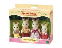 Buy Action mängukujude komplekt SYLVANIAN FAMILIES Chocolate Rabbit Family 4150 Elkor