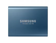 Buy External SSD SAMSUNG 500GB T5 Blue MU-PA500B/EU Elkor