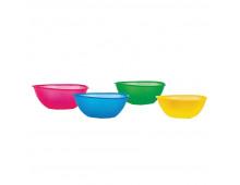 Buy Kauss NUBY Bowls Set 4Pack ID65671 Elkor