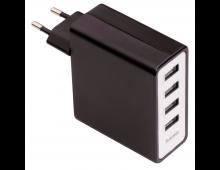 Buy Laadija HAMA 4-Port USB 5 V/5.1 A USB 54182 Elkor